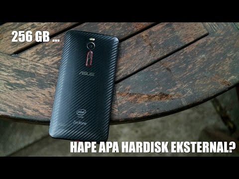 Review Asus Zenfone 2 Deluxe Special Edition Indonesia