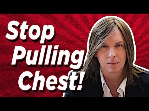 STOP PULLING CHEST FOR HIGH NOTES - Vocal Lessons Kevin Richards NYC