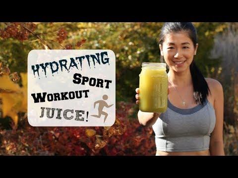 Hydrating Electrolyte Juice