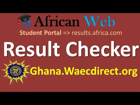BECE Results 2018 Result Checker - How to Check