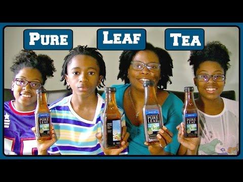 Pure Leaf Sweet Tea Taste Test Lowalker01