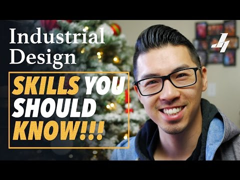A Skill You Should Know   Industrial Design