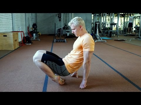 Complete Ankle Mobilization Routine