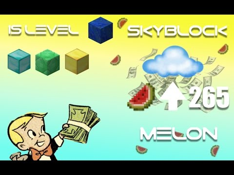 Skyblock! The Most Insane Auto Farm Ever! Melons! Ep 2 Fantasy