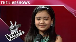 Shekinah Performs On Tum Jo Mil Gaye Ho   The Voice India Kids   Grand Finale