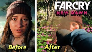 I told her not to use profanity. This is what happened. | Far Cry: New Dawn