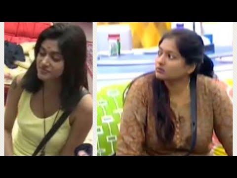 Julie backstab Oviya - Gayathri vs Oviya Fight - Big Boss july 20