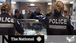 How Montreal police and the city