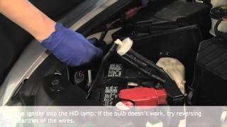 2006 2011 Honda Civic Prolumen Hid Diy Installation Easy Installation