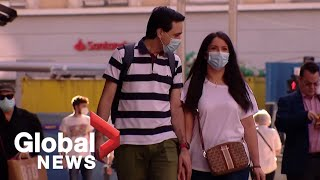 Coronavirus outbreak: Madrid residents excited to progress to next phase in de-escalation plan