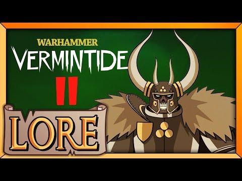 WARHAMMER VERMINTIDE 2   LORE in a Minute!