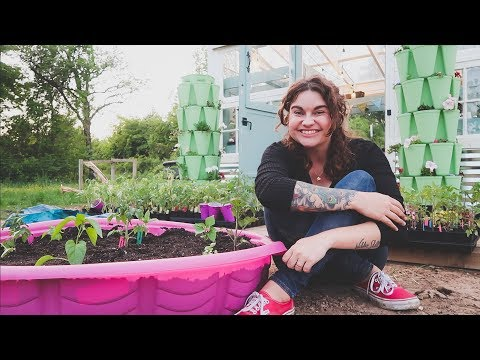 Xxx Mp4 7 Kiddie Pool Raised Garden Bed CHEAP Container Garden Ideas Roots And Refuge 3gp Sex