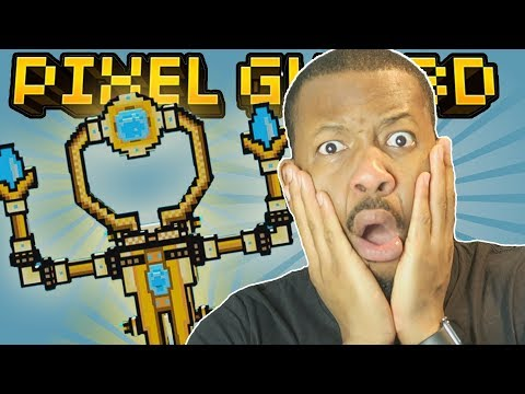NEW! THE EYE OF RA! | Pixel Gun 3D