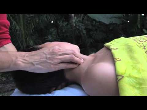 How to Give a Neck Massage with Licensed Massage Therapist Melisa Brown