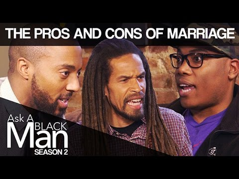 When Does A Black Man Decide To Get Married? | Ask A Black Man | MadameNoire