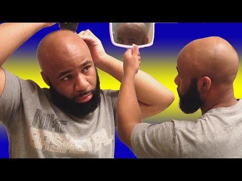 How To Shave Your Head Bald Without A Razor Or Shaving Cream | Wahl Custom Shave | Shaver Shaper
