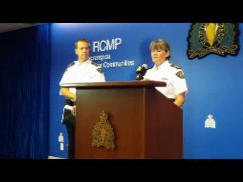Interface Fires - Statement from D/Commr. Brenda Butterworth-Carr,  BC RCMP