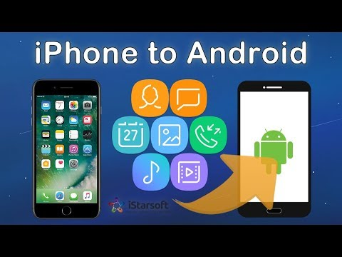How to Copy Data from iPhone to Android on Mac Just in One Click