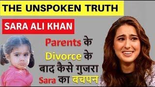 Sara Ali Khan Biography | Biography in Hindi | सारा अली खान | Coolie No. 1 Remake Trailer