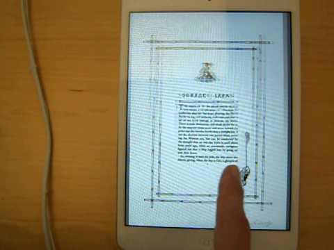 Google Books PDF Test: iPad Mini 2, Surface Japan