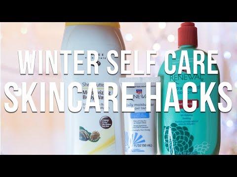 Winter Self Care Hacks || The Savvy Beauty