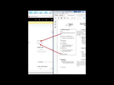 Documents, Scan and OCR Plug-in for Dynamics CRM - Dynamics CRM and Barcode Recognition