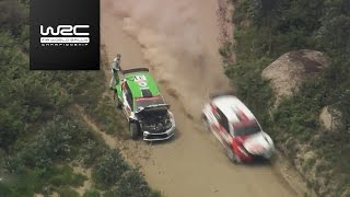 WRC 2 - Vodafone Rally Portugal 2017: WRC 2 Event Highlights