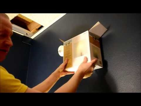 How To Change A Light Fixture, Step by Step