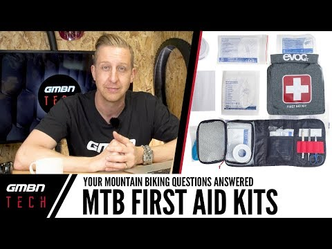Do You Carry A First Aid Kit While Riding? | Ask GMBN Tech