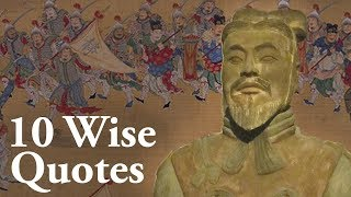Ten Wise Quotes From Sun Tzu