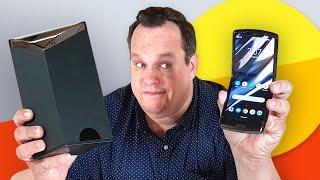 Motorola Razr foldable phone: What