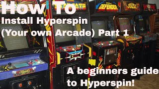 HyperArcadeSystems - Hyperspin 2017 16TB Drive setup