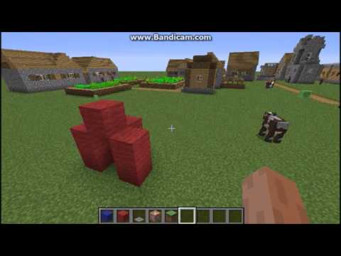 Minecraft:How to make a teleporter EASY AND FAST 2017 *Without Red Stone*