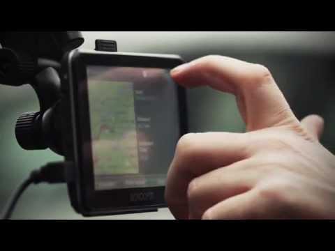 The Ultimate Portable Car Sat Nav - Snooper SC5700 DVR