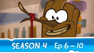 Om Nom Stories Season 4 - Episodes 6-10 (Cut the Rope: Magic)