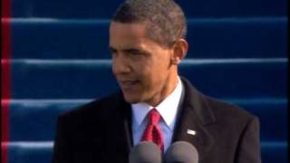 Obama Inauguration Speech