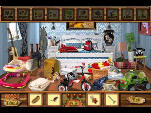 Untidy - Free Find Hidden Objects Games