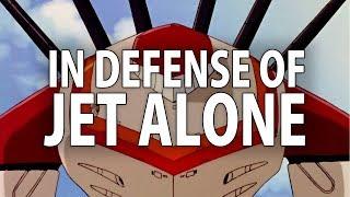 Evangelion: In Defense of Jet Alone