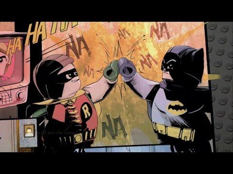 LEGO Batman 3: Beyond Gotham - 1966 Bonus Mission - Same Bat-time! Same Bat-channel!