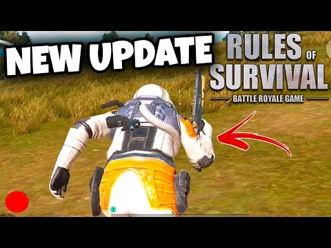 *NEW* SECRET EASTER UPDATE with SUBS!  (Rules of Survival)