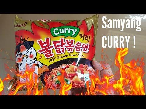 SAMYANG CURRY ?!