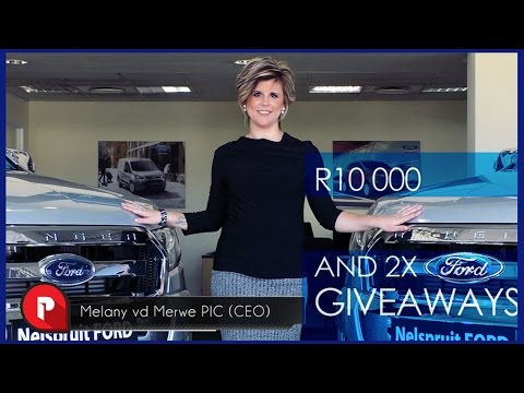 PIC is giving away 2 Fords Rangers and R10000 at this years business breakfast in Nelspruit!