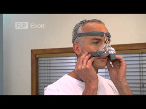 F&P Eson™ - How to fit the F&P Eson Nasal Mask
