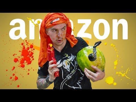 CONDIMENT CATASTROPHE • AMAZON PRIME TIME