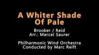 Marc Reift - A Whiter Shade Of Pale (g. Brooker / K. Reid, Arr.: M. Saurer)