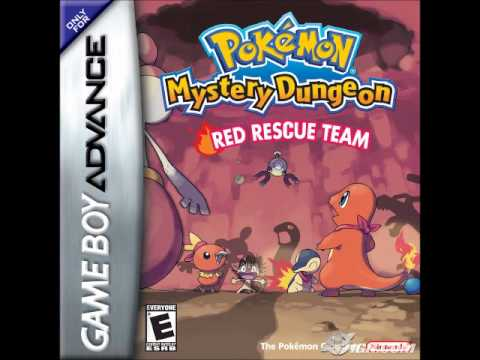 Pokémon- Mystery Dungeon Red Rescue Team- Buried Relic- Music