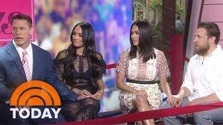 Get A 'Total Bellas' Preview From Nikki And Brie Bella, John Cena, Daniel Bryan   TODAY