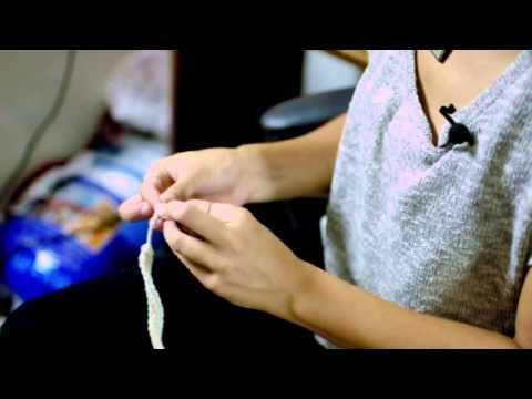 How to Finish a Crocheted Bracelet