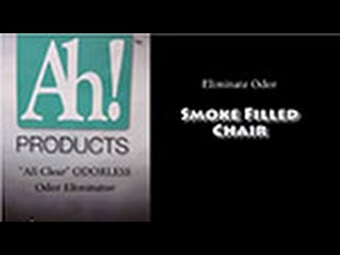 Eliminate Smoke Smell in Chair, odorless odor eliminator, furniture odor