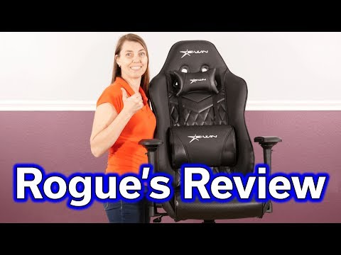 EWin Champion Gaming Chair - Rogue's Review